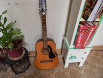 Classical Guitar.  38inches tall.  Steel neck in Alamogordo, New Mexico