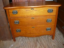 Oak dresser in Fort Campbell, Kentucky