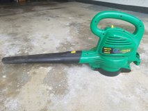 Leaf blower in Glendale Heights, Illinois
