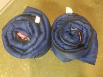 Coleman sleeping bags - pair in Naperville, Illinois
