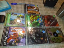 Playstation and Playstation 2 games in The Woodlands, Texas