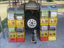 two toy dispenser 1.00 & 50 cents in Fort Knox, Kentucky