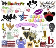 2,014 Images for any Crafting, Circut or Silhouette Machine, Ect in Fort Lewis, Washington