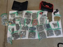 Lot of Screws Nails Misc tools in Glendale Heights, Illinois