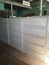 5 Drawer Lateral Files in Naperville, Illinois