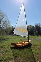 12' Escape Rumba Sailboat with new sail in Fort Knox, Kentucky