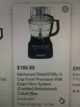 9 cup Food Processor NIB ret 179.00 in Fort Campbell, Kentucky