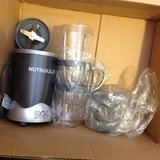 Nutribullet NWOB plus extras in Clarksville, Tennessee