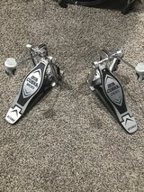 Set of Tama Bass Pedals in Clarksville, Tennessee