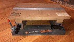 Black and decker Bench top workmate in Glendale Heights, Illinois