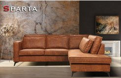 United Furniture - NEW ITEM - Sparta Sectional - Chaise also on opposite side - including delivery in Wiesbaden, GE