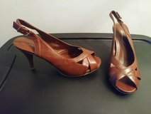New open toe heels in St. Charles, Illinois