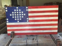 The Fort Sumter Flag in Beaufort, South Carolina