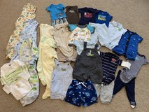Newborn & 0-3 Month Clothing Lot (28 pieces) in Chicago, Illinois