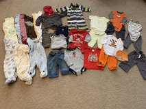 6 month clothing lot - 27 pieces in Chicago, Illinois