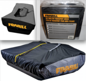 New! Frabill Ice Fishing Shelter Transport Cover for Sentinel Shanty Models in Naperville, Illinois