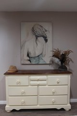 Solid Wood Dresser - Pottery Barn in Kingwood, Texas