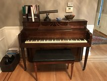 Upright Piano in Aurora, Illinois