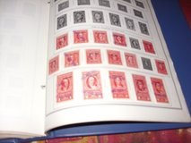 Stamp collection - over 1400 stamps in Fort Knox, Kentucky