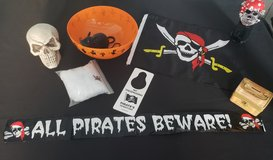 Halloween Pirate Decorations in Clarksville, Tennessee