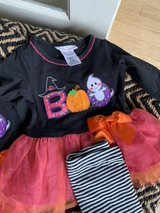 baby Halloween outfit 12 months in Bartlett, Illinois