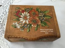 Charming Wooden Box in Ramstein, Germany