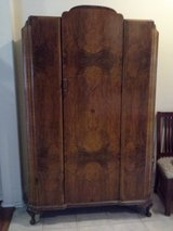Art Deko Era, Tigerwood Armoire in The Woodlands, Texas