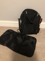 Diaper bag backpack with changing pad in Glendale Heights, Illinois