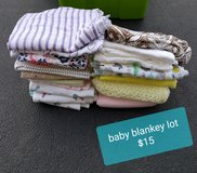 Baby blanket lot in Joliet, Illinois