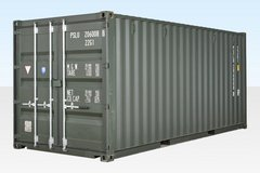 20ft and 40ft Cargo Worthy Shipping Containers For Sale in Okinawa, Japan