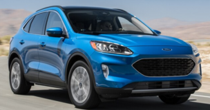 2020 Ford Escape in Ramstein, Germany