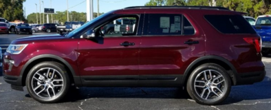 2019 Ford Explorer Sport FWD in Ramstein, Germany