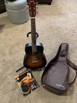 Yamaha FG Junior Guitar Set in Glendale Heights, Illinois