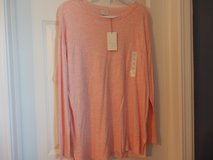 Long Sleeve Sweater  NWT in Chicago, Illinois