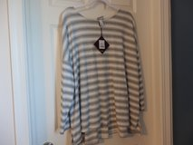 Stripped Sweater NWT in Chicago, Illinois