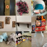 household and toy items in Fort Leonard Wood, Missouri