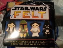 Star Wars Felt Craft kit in Clarksville, Tennessee