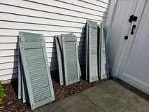 Vinyl Shutters in Glendale Heights, Illinois