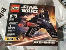 New Star Wars Lego in Fort Campbell, Kentucky