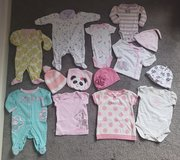 Baby Girl Clothes Nb 0-3 months in Fort Campbell, Kentucky