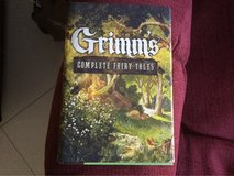 NEW Grimm's Fairy Tales Book in Ramstein, Germany