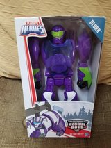 Transformers rescue bots blurr new in Naperville, Illinois