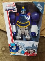 Transformers rescue chase police bots new in Naperville, Illinois