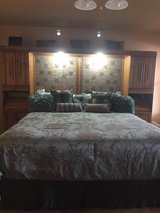 3 piece oak bedroom set in Alamogordo, New Mexico