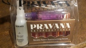 Pravana Keratin Fusion Restructurizing Serum Set in Kingwood, Texas
