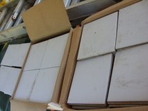 "6"" x 6"" white tile - 90 pcs. in Fort Knox, Kentucky"