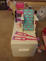 American girl wheelchair and highchair in Bolingbrook, Illinois