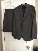 Brooks Brothers Charcoal Suit 40L in Naperville, Illinois