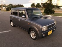 Suzuki Lapin (Mode Classic) **Quick Processing Quick Hand-Over ** $PRICE NEGOTIABLE$ in Okinawa, Japan