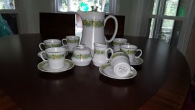 "Noritake ""Coffee Service for 6"" in Fort Polk, Louisiana"